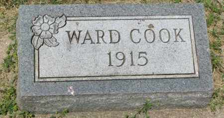 COOK, WARD - Yankton County, South Dakota | WARD COOK - South Dakota Gravestone Photos