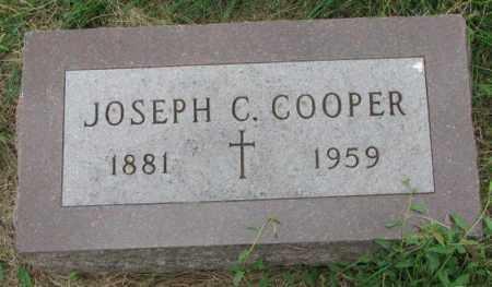 COOPER, JOSEPH C. - Yankton County, South Dakota | JOSEPH C. COOPER - South Dakota Gravestone Photos