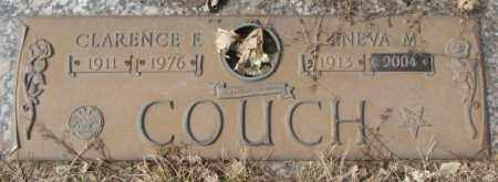 COUCH, CLARENCE F. - Yankton County, South Dakota | CLARENCE F. COUCH - South Dakota Gravestone Photos
