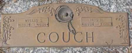 COUCH, IRIS H. - Yankton County, South Dakota | IRIS H. COUCH - South Dakota Gravestone Photos