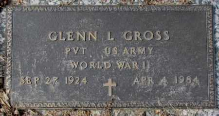 CROSS, GLENN L. - Yankton County, South Dakota | GLENN L. CROSS - South Dakota Gravestone Photos