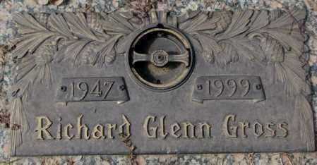 CROSS, RICHARD GLENN - Yankton County, South Dakota | RICHARD GLENN CROSS - South Dakota Gravestone Photos
