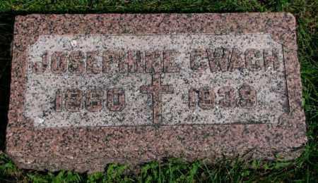 CWACH, JOSEPHINE - Yankton County, South Dakota | JOSEPHINE CWACH - South Dakota Gravestone Photos