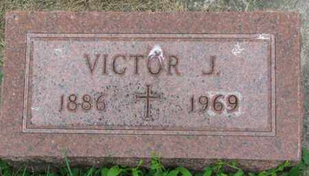 CWACH, VICTOR J. - Yankton County, South Dakota | VICTOR J. CWACH - South Dakota Gravestone Photos