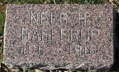 DAHLERUP, NELS H. - Yankton County, South Dakota | NELS H. DAHLERUP - South Dakota Gravestone Photos