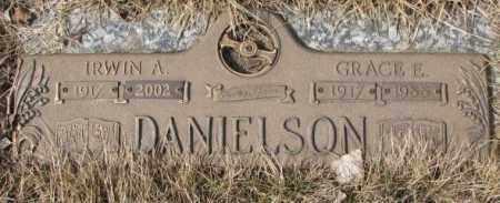 DANIELSON, GRACE E. - Yankton County, South Dakota | GRACE E. DANIELSON - South Dakota Gravestone Photos