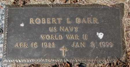 DARR, ROBERT L. - Yankton County, South Dakota | ROBERT L. DARR - South Dakota Gravestone Photos