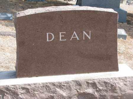 DEAN, FAMILY STONE - Yankton County, South Dakota | FAMILY STONE DEAN - South Dakota Gravestone Photos
