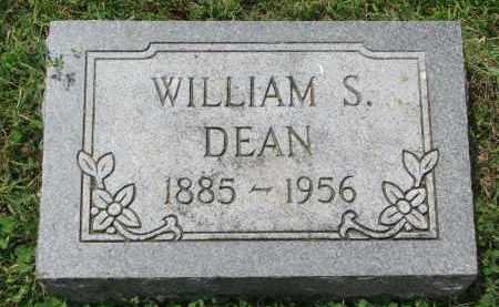 DEAN, WILLIAM S. - Yankton County, South Dakota | WILLIAM S. DEAN - South Dakota Gravestone Photos