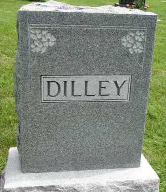DILLEY, FAMILY STONE - Yankton County, South Dakota | FAMILY STONE DILLEY - South Dakota Gravestone Photos