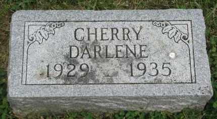 DILTZ, CHERRY DARLENE - Yankton County, South Dakota | CHERRY DARLENE DILTZ - South Dakota Gravestone Photos