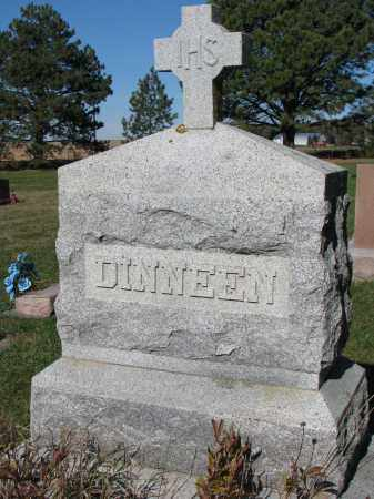 DINNEEN, FAMILY STONE - Yankton County, South Dakota | FAMILY STONE DINNEEN - South Dakota Gravestone Photos