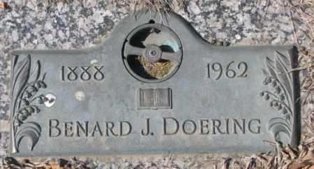 DOERING, BENARD J. - Yankton County, South Dakota | BENARD J. DOERING - South Dakota Gravestone Photos