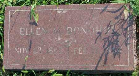 DONOHOE, ELLEN M. - Yankton County, South Dakota | ELLEN M. DONOHOE - South Dakota Gravestone Photos