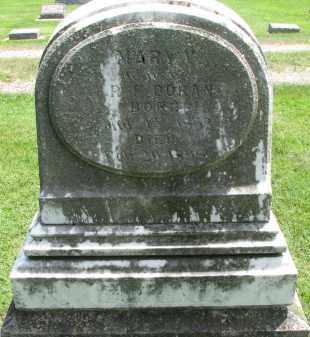 DORAN, MARY V. - Yankton County, South Dakota | MARY V. DORAN - South Dakota Gravestone Photos
