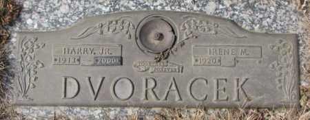 DVORACEK, IRENE M. - Yankton County, South Dakota | IRENE M. DVORACEK - South Dakota Gravestone Photos