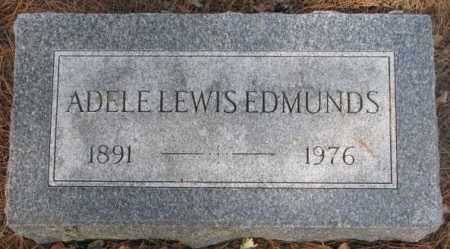 EDMUNDS, ADELE - Yankton County, South Dakota | ADELE EDMUNDS - South Dakota Gravestone Photos
