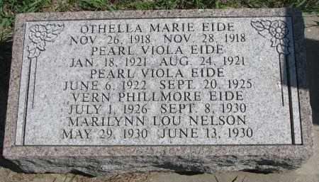 NELSON, MARILYNN LOU - Yankton County, South Dakota | MARILYNN LOU NELSON - South Dakota Gravestone Photos