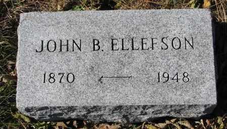 ELLEFSON, JOHN B. - Yankton County, South Dakota | JOHN B. ELLEFSON - South Dakota Gravestone Photos