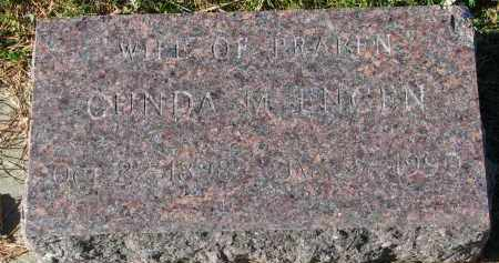ENGEN, GUNDA M. - Yankton County, South Dakota | GUNDA M. ENGEN - South Dakota Gravestone Photos