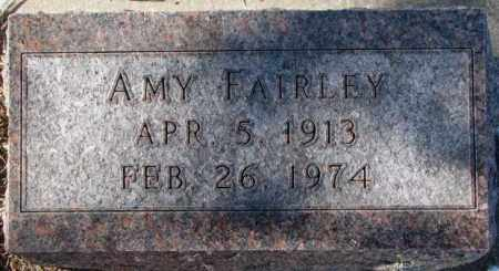 FAIRLEY, AMY - Yankton County, South Dakota | AMY FAIRLEY - South Dakota Gravestone Photos