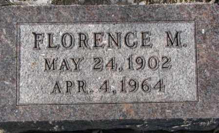 FAIRLEY, FLORENCE M. - Yankton County, South Dakota | FLORENCE M. FAIRLEY - South Dakota Gravestone Photos