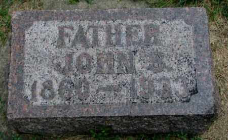 FANSLOW, JOHN S. - Yankton County, South Dakota   JOHN S. FANSLOW - South Dakota Gravestone Photos
