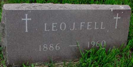 FELL, LEO J. - Yankton County, South Dakota | LEO J. FELL - South Dakota Gravestone Photos