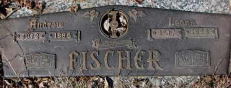 FISCHER, LEONA - Yankton County, South Dakota | LEONA FISCHER - South Dakota Gravestone Photos