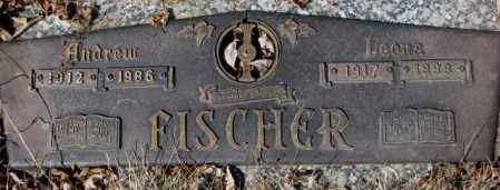 FISCHER, ANDREW - Yankton County, South Dakota | ANDREW FISCHER - South Dakota Gravestone Photos