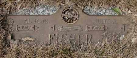FISHER, JUDY A. - Yankton County, South Dakota | JUDY A. FISHER - South Dakota Gravestone Photos