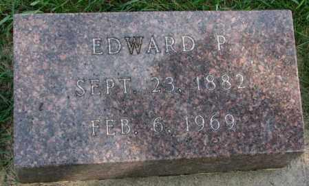 FITZGERALD, EDWARD P. - Yankton County, South Dakota | EDWARD P. FITZGERALD - South Dakota Gravestone Photos