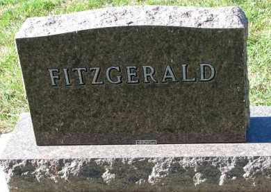 FITZGERALD, FAMILY STONE - Yankton County, South Dakota | FAMILY STONE FITZGERALD - South Dakota Gravestone Photos