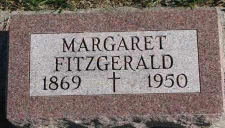 FITZGERALD, MARGARET - Yankton County, South Dakota | MARGARET FITZGERALD - South Dakota Gravestone Photos