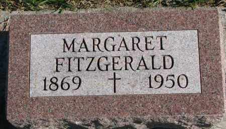 FITZGERALD, MARGARET - Yankton County, South Dakota | MARGARET FITZGERALD - South Dakota Gravestone Photos