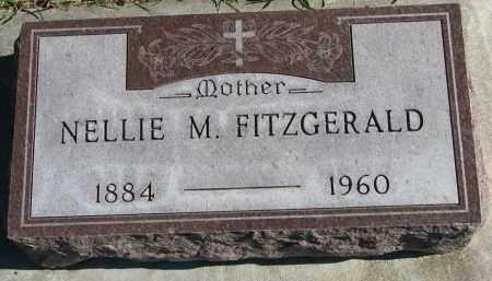 FITZGERALD, NELLIE M. - Yankton County, South Dakota | NELLIE M. FITZGERALD - South Dakota Gravestone Photos