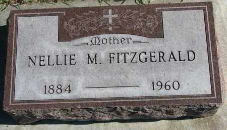FITZGERALD, NELLIE M. - Yankton County, South Dakota | NELLIE M. FITZGERALD - South Dakota Gravestone Photos