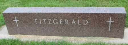 FITZGERALD, PLOT - Yankton County, South Dakota | PLOT FITZGERALD - South Dakota Gravestone Photos