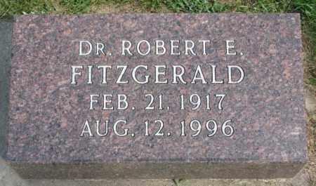 "FITZGERALD, ROBERT E. ""DR"" - Yankton County, South Dakota | ROBERT E. ""DR"" FITZGERALD - South Dakota Gravestone Photos"