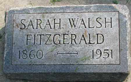 FITZGERALD, SARAH - Yankton County, South Dakota | SARAH FITZGERALD - South Dakota Gravestone Photos