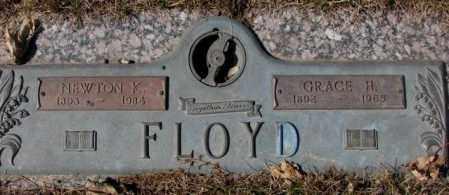 FLOYD, NEWTON K. - Yankton County, South Dakota | NEWTON K. FLOYD - South Dakota Gravestone Photos