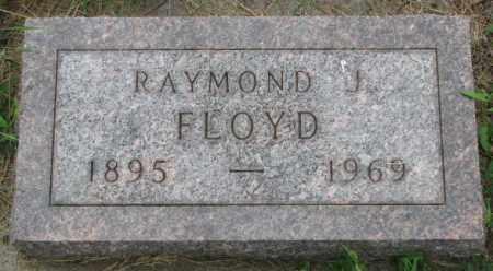 FLOYD, RAYMOND J. - Yankton County, South Dakota | RAYMOND J. FLOYD - South Dakota Gravestone Photos