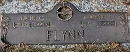 FLYNN, MARGIE E. - Yankton County, South Dakota | MARGIE E. FLYNN - South Dakota Gravestone Photos
