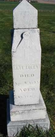 FOLEY, KATE - Yankton County, South Dakota | KATE FOLEY - South Dakota Gravestone Photos