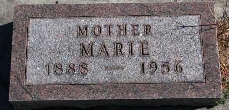 FRENG, MARIE - Yankton County, South Dakota | MARIE FRENG - South Dakota Gravestone Photos