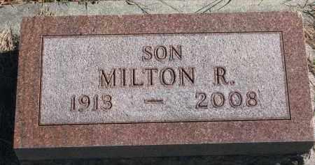 FRENG, MILTON R. - Yankton County, South Dakota | MILTON R. FRENG - South Dakota Gravestone Photos