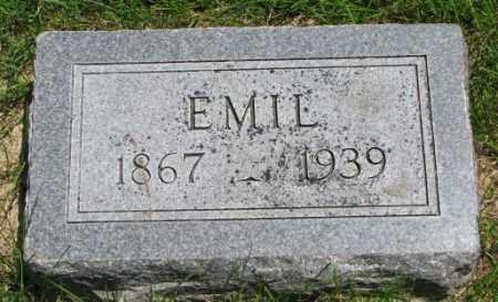 FRICK, EMIL - Yankton County, South Dakota | EMIL FRICK - South Dakota Gravestone Photos