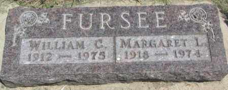 FURSEE, WILLIAM C. - Yankton County, South Dakota | WILLIAM C. FURSEE - South Dakota Gravestone Photos