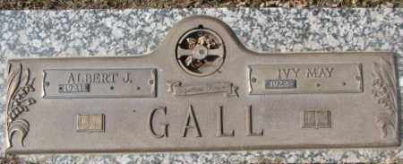 GALL, IVY MAY - Yankton County, South Dakota | IVY MAY GALL - South Dakota Gravestone Photos