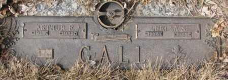 GALL, ARTHUR F. - Yankton County, South Dakota | ARTHUR F. GALL - South Dakota Gravestone Photos